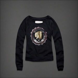 NWT Abercrombie & Fitch A&F Classic sweatshirt